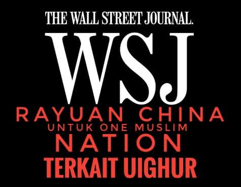 Rayuan China Untuk One Muslim Nation terkait Uighur