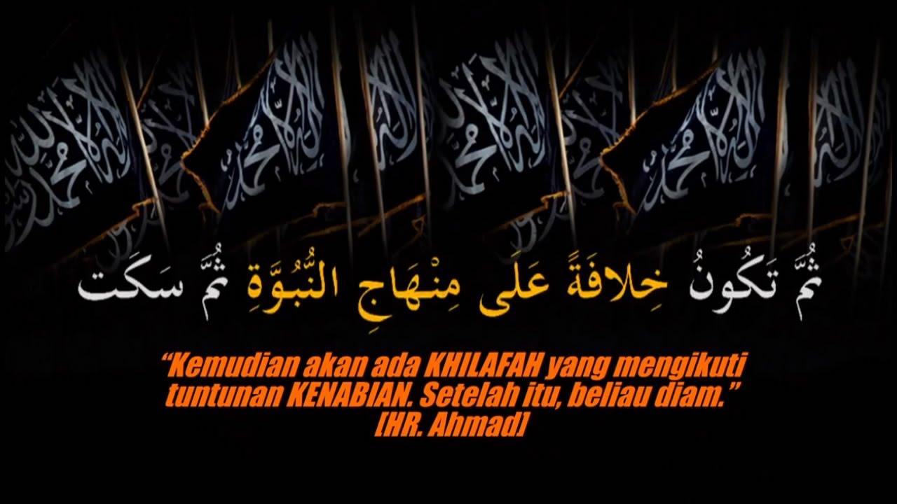 Syariat Tegak Dengan Khilafah