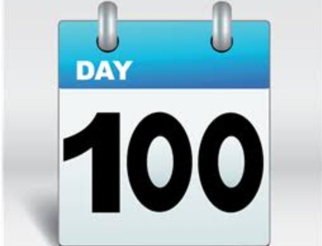 100 Hari Yang Tergadai Kelak Menuai Badai