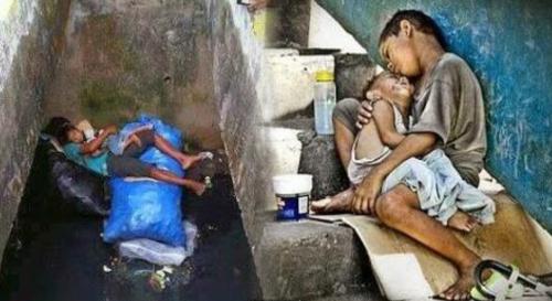 Pengentasan Kemiskinan Hanyalah Mimpi Dalam Sistem Kapitalisme