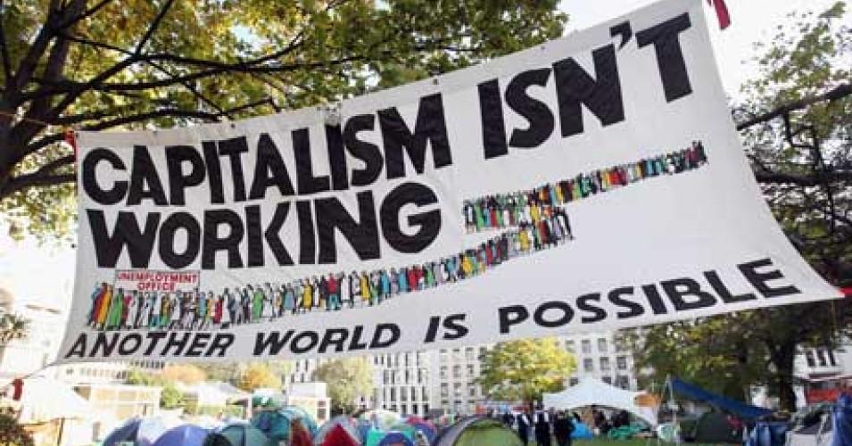 Komunisme Ancaman, tapi Kapitalisme Bahaya yang Nyata