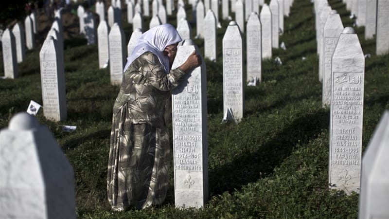 Pembantaian Muslim Srebrenica, Dunia butuh Junnah
