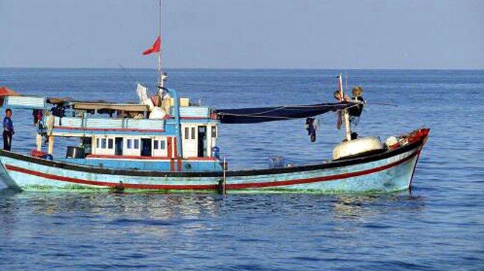 Malaysia Hentikan Kapal Ikan Berbendera China