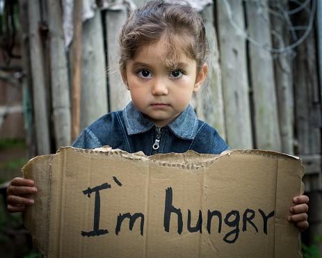 Ketika Kemiskinan Picu Kerawanan Pangan