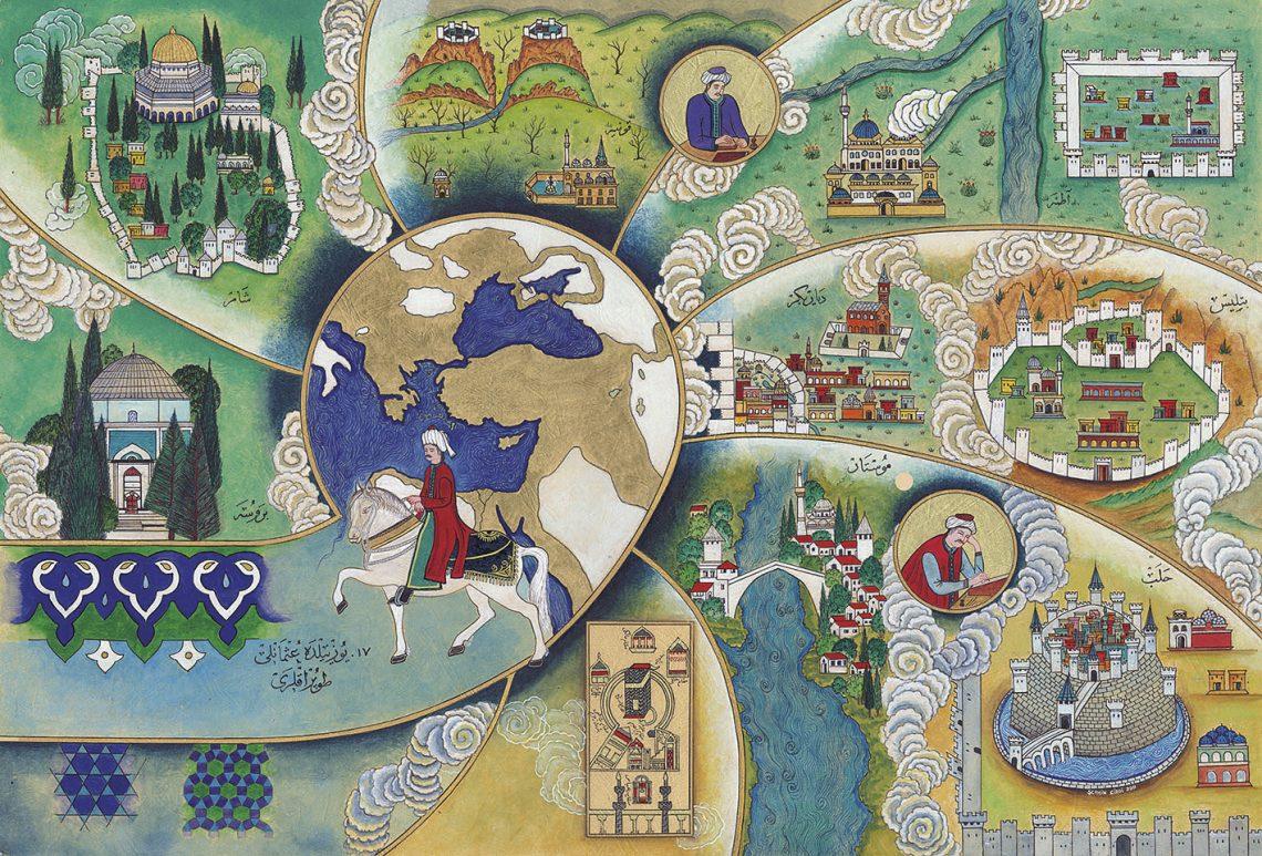Mengenal Para Penjelajah Muslim Abad Pertengahan